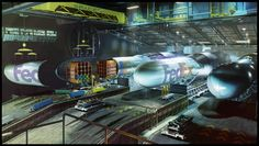 640x362_11846_Shipping_Receiving_2d_sci_fi_spaceships_rockets_shipping_picture_image_digital_art fedex