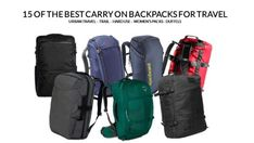 10 of the Best Carry On Backpack Options for Long Term Travel – A Travel Backpack Carry On Starter List Best Carry On Backpack, Best Carry On Luggage, Travel Luggage, Backpack 2017, Travel Pants, Travel Shoes, Travel Workout, Cool Backpacks, Backpacks