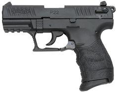 Walther P22 22LR Pistol - CA Compliant $309