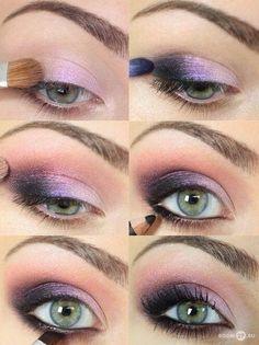 maquillage de Noël 1