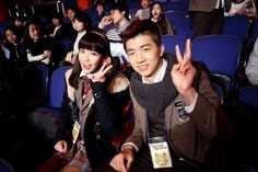 Photo of IU & Wooyoung for fans of Dream High 22417966 Korean Celebrities, Korean Actors, Korean Dramas, My Love From The Star, Dream High, Happy Pills, Boys Over Flowers, Her Music, Debut Album