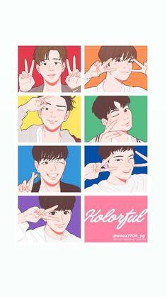 Kim Jinhwan, Chanwoo Ikon, Hanbin, Yg Entertainment, Jay Song, Ikon Kpop, Ikon Wallpaper, Fandom, Photos