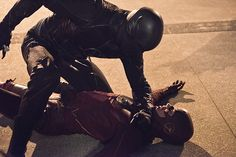Our Best Look At 'Zoom' Yet Via These Images From Next Week's THE FLASH