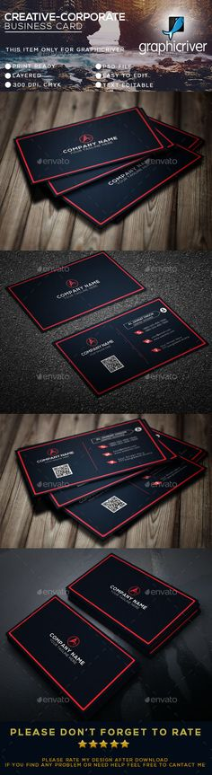 187 best construction business cards images on pinterest corporate business card business cards print templates download here httpsgraphicriver colourmoves