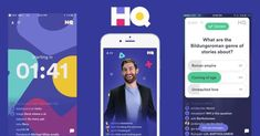 Viral trivia sensation HQ looks like the future of both mobile gaming and live TV - The Verge