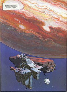 70s Sci-Fi Art Fiction Movies, Science Fiction Art, The Stars My Destination, Post Apocalyptic Art, 70s Sci Fi Art, Space Pirate, Cyberpunk Art, Character Creation, Sci Fi Fantasy