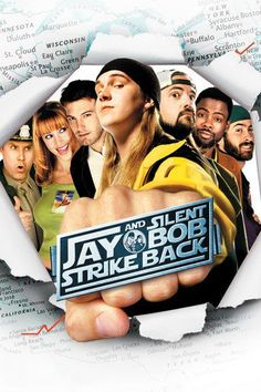 Jay and Silent Bob Strike Back - world of movies