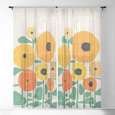 Sheer Curtains Society6 Curtains Sheer Curtain Throw Pillows