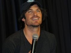 Ian Somerhalder - Creation Entertainment Convention #TVDNJ New Jersey - 12/07/14