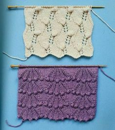knitting 1 - Marianna Lara - Álbuns Web Picasa Lace Knitting Patterns, Knitting Stiches, Knitting Charts, Knitting Designs, Knitting Yarn, Knitting Projects, Crochet Stitches, Stitch Patterns, Knit Crochet