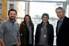 28 janvier: Cédric Ponti et l'association Arts et Développements, Yola Dellière et Patrice Boulon, ensemble Pavillon M