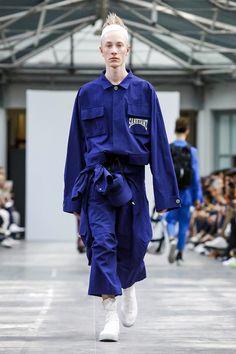 Sankuanz Menswear Spring Summer 2018 Paris