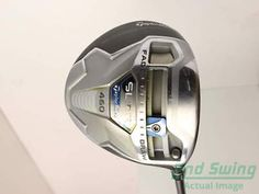 TaylorMade SLDR Driver 12 Graphite Regular Right 45.5 in