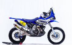 yamaha yz450f rally      2014