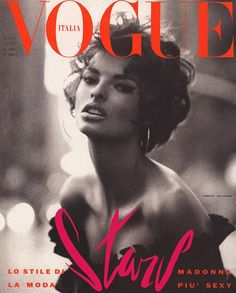Steven Meisel - Vogue Italia, giugno 1990