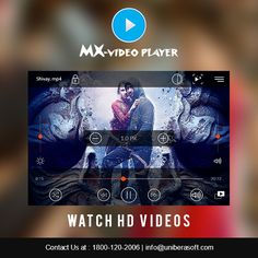 Watch HD Videos on Mx Video Player. Best video player for IOS devices............... #MxVideoPlayer #HDVideos #HDvideoplayer #Musicplayer