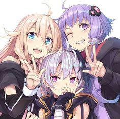 IA, Flower and Yukari