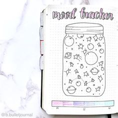 Daily mood tracker ideas for your bullet journal that will motivate you to feel good every single day. You'll be thrilled to copy these mood trackers! Bullet Journal Mood Tracker Ideas, April Bullet Journal, Bullet Journal Notebook, Bullet Journal Themes, Bullet Journal Spread, Bullet Journal Layout, Journal Ideas, Bullet Journals, Griffonnages Kawaii