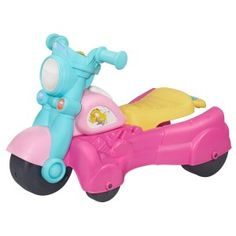 Amazon Toy Deals:  Rocktivity Walk N Roll Rider, Pink for $20.09, down from $44.99!