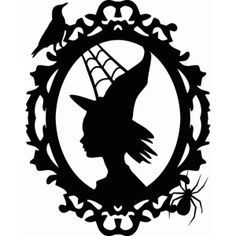 Silhouette Design Store - Search Designs : witch