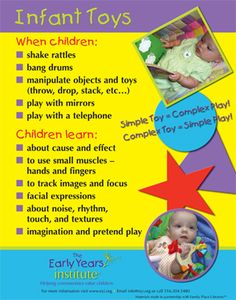 The Early Years Institute shares what children learn from infant toys! Learning Stories, Play Based Learning, Learning Through Play, Early Learning, Kids Learning, Early Education, Early Childhood Education, Infant Activities, Preschool Activities