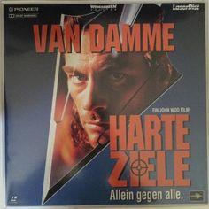 Harte Ziele Laserdisc