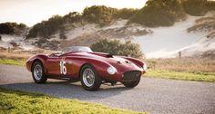 In diesem Ferrari 275S fuhr schon Alberto Ascari die Mille Miglia   Classic Driver Magazine