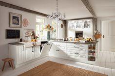 Nobilia cuisine campagnarde Sylt Alpinweiss NOUVEAU OVP incl appareils Bosch. | online.shop