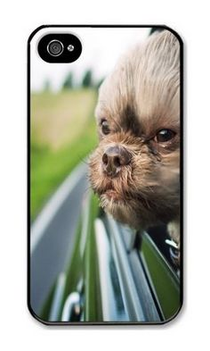 iPhone 4/4S Case DAYIMM Animals Dogs Funny Shihtzu Wind Black PC Hard Case for Apple iPhone 4/4S DAYIMM? http://www.amazon.com/dp/B012IPO1TU/ref=cm_sw_r_pi_dp_57cmwb0Z75QPM