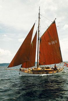 "redhousecanada: "" Norwegian Pilot Cutter, by Svaap. """