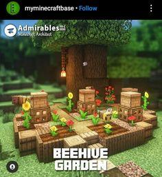 Minecraft House Plans, Minecraft Garden, Minecraft Farm, Minecraft Cottage, Minecraft Banners, Cute Minecraft Houses, Minecraft House Tutorials, Minecraft House Designs, Minecraft Decorations