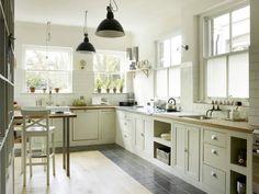 Rustic Kitchens, Cottage Kitchens, Country Kitchens, Beach House Interiors,  Kitchen Storage, Kitchen Remodeling, Kitchen Ideas, Kitchen Decor, ...