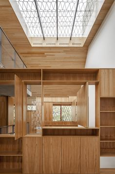 A fascinating house with fresh details called Casa Scout by BAAG in Buenos Aires, Argentina, 2014