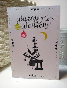 Scrapcolour: Warme wensen..