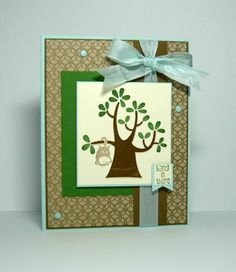 Hang In There! by dahlia19 - Cards and Paper Crafts at Splitcoaststampers