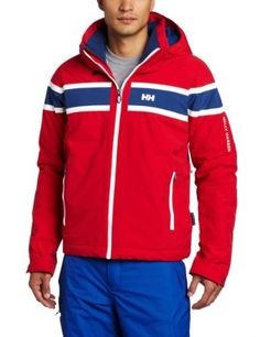 Helly Hansen Men's Viper Jacket, Red, Large by Helly Hansen. $220.00. Helly Tech PERFORMANCE fabric for maximum protection and breathability during severe condititons and high activity. PrimaLoft insulation for comfort and performance weight-to-warmth ratio. Mechanical venting to keep you dry, warm or cool depending on th