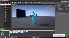 Melee combat / Action game, TPS template. Unreal Engine 4 Game Mechanics, Action Game, Game Engine, Game Dev, Unreal Engine, Game Assets, Digital Media, Game Design, Gd