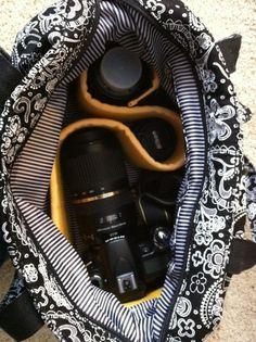 Cargo purse as camera bag!    https://www.mythirtyone.com/369478/