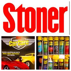 A Very Special THANK YOU To Stoner Invisible Glass For Donating This Incredible Complete Car Kit