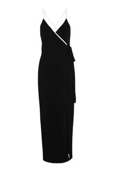 **Strappy Wrapover Maxi by Wal G