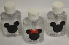 Awesome Mickey Mouse Baby Shower Favors | My baby shower favor ideas
