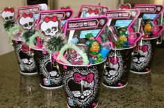 Monster High Birthday Party Ideas   Photo 23 of 32   Catch My Party