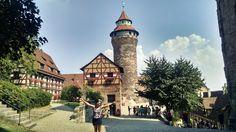 Nuremberg Castle (Alemania)