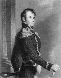 """Stephen Decatur.    Early implementer of """"gunboat diplomacy"""" reaching a settlement with the Barbary Pirates with the terms """"dictated at the mouths of our cannon."""""""