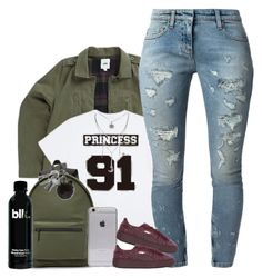 """⛄️"" by mxnvt ❤ liked on Polyvore featuring Vans, Flynn, Faith Connexion and Puma"