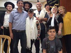 9 июня 2016 г. - 3 Сивана 5776 г. в Центре Хабад Хайфа состоялась торжественная бар-мицва.  #бармицва #хабад #хайфа #израиль