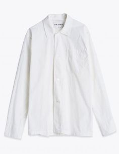 Our Legacy - Box Shirt White | TRÈS BIEN