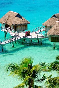 Beach Cottages, The Maldives