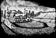 Born this way ball stage sketch....must go!