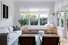 Window seat | Willoughby House | Arent & Pyke